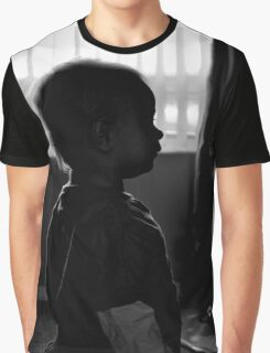 toddler silhouette Graphic T-Shirt