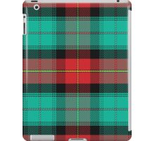 Scottish tartan Prince Edward Island iPad Case/Skin