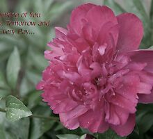 Thinking Of You Today by Sherry Hallemeier