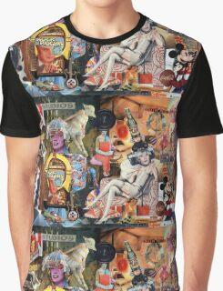 Warhol Reclining. Graphic T-Shirt