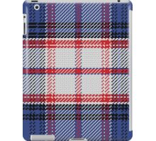 Scottish tartan State of Florid iPad Case/Skin
