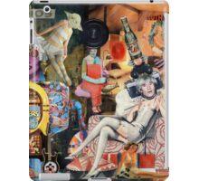Warhol Reclining. iPad Case/Skin