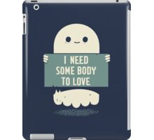 The obvious iPad Case/Skin