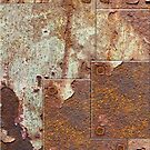 Rusty metal by Confundo