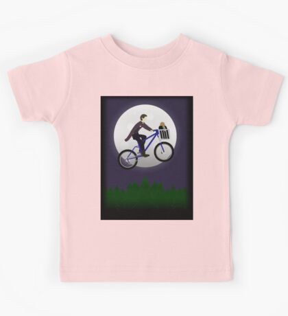 Doctor Phone Home (w/out text) Kids Tee