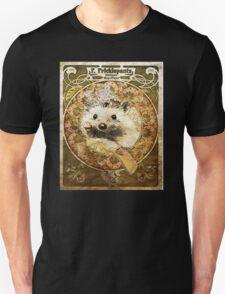 Art Nouveau Hedgehog Unisex T-Shirt