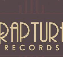 BioShock – Rapture Records Logo Sticker