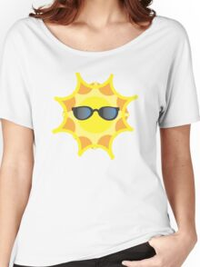 Sunglasses and Sunshine Women's Relaxed Fit T-Shirt
