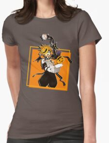 Kingdom Hearts - Sora [Halloween] Womens Fitted T-Shirt