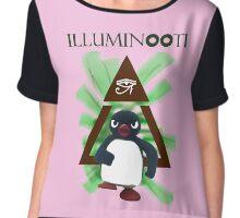 Illuminooty Chiffon Top