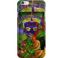 7010_Nefertiti iPhone Case/Skin