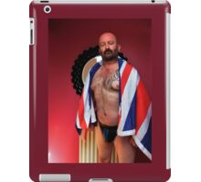 TROY - Flying The Flag iPad Case/Skin