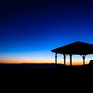 Silhouette on the Ranges by modernistdesign