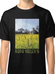 Napa Valley - Water Tower II Classic T-Shirt