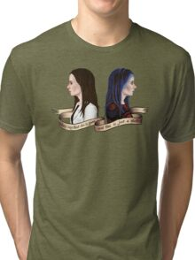 Shells Tri-blend T-Shirt