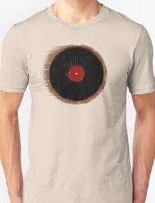Grunge Vinyl Record Vintage T-Shirt T-Shirt