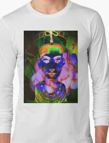6991 Neferneferuaten Nefertiti T Long Sleeve T-Shirt