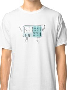 Happy Osciloscope Classic T-Shirt