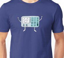 Happy Osciloscope Unisex T-Shirt