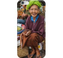 Will Granny Get Anything ? iPhone Case/Skin