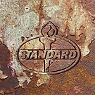 Old rusty logo by Confundo