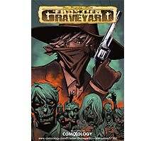 Frontier Graveyard #1 Cover Photographic Print