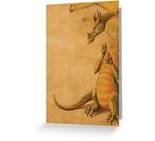 Kazul Greeting Card