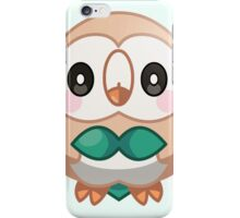 ROWLETT QT iPhone Case/Skin