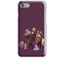 Xander's Daycare Service iPhone Case/Skin