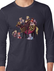 Xander's Daycare Service Long Sleeve T-Shirt