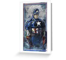 Cap! Greeting Card