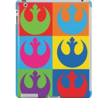 Rebel Alliance Pop Art iPad Case/Skin