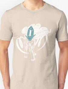 Tribal Suicune - Reverse Unisex T-Shirt