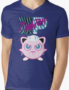ZigglyPuff Mens V-Neck T-Shirt