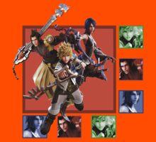 Kingdom Hearts - Birth By Sleep by Susanwolf