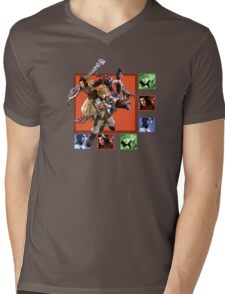 Kingdom Hearts - Birth By Sleep Mens V-Neck T-Shirt