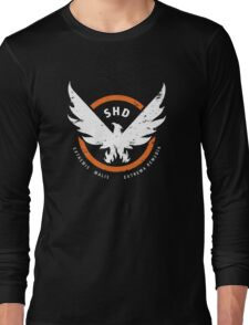 Tom Clancy's The Division: SHD  Long Sleeve T-Shirt