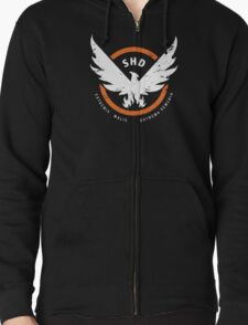 Tom Clancy's The Division: SHD  Zipped Hoodie