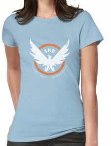 Tom Clancy's The Division: SHD  Womens Fitted T-Shirt