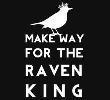 Make Way for the Raven King Kids Tee