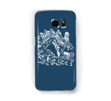 Enriched By The Heart Samsung Galaxy Case/Skin