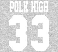 Polk High One Piece - Long Sleeve