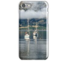 Akaroa Harbour iPhone Case/Skin