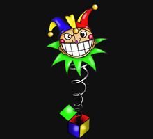 Crazy Jack in the Box  Unisex T-Shirt
