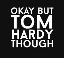 Tom Hardy - White Text Unisex T-Shirt