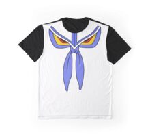 Junketsu (rib-less) Graphic T-Shirt