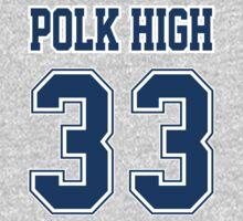 Polk High 33 Baby Tee
