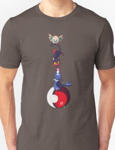 Who you gonna choose? Unisex T-Shirt