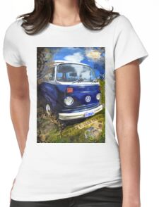 It's More Fun to Take the Bus Womens Fitted T-Shirt