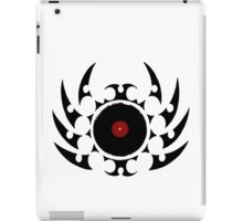 Retro Vinyl Records - Vinyl Tribal Spikes - Cool Vector Music DJ T-Shirt and Stickers iPad Case/Skin